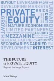 Cover of: The Future of Private Equity