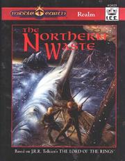 Cover of: The Northern Waste (Middle Earth Role Playing MERP)