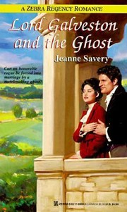 Cover of: Lord Galveston and the Ghost