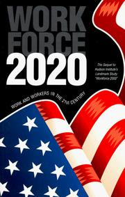Cover of: Workforce 2020