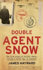 Cover of: Double Agent Snow