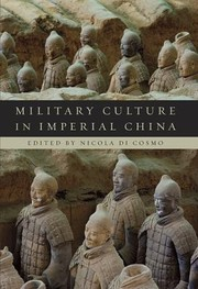 Cover of: Military Culture in Imperial China