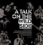 Cover of: A Talk on the Wild Side With 4 CDs
