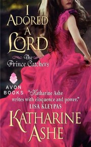 Cover of: I Adored a Lord