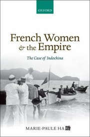 Cover of: French Women and the Empire