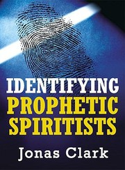 Cover of: Identifying Prophetic Spiritists