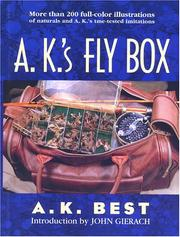 Cover of: A.K.'s fly box