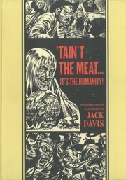 Cover of: Taint the MeatIts the Humanity and Other Stories