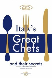 Cover of: Italys Great Chefs and Their Secrets