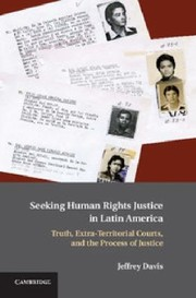 Cover of: Seeking Human Rights Justice in Latin America