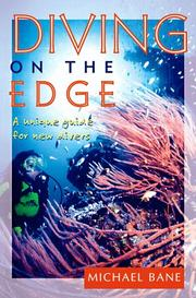 Cover of: Diving on the edge | Michael Bane