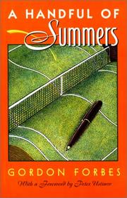A handful of summers by Gordon Forbes