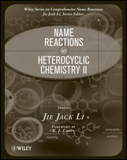 Cover of: Name Reactions In Heterocyclic Chemistry Ii