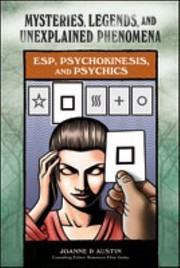 Cover of: ESP Psychokinesis and Psychics