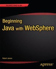 Cover of: Beginning Java with WebSphere