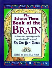 Cover of: The Science times book of the brain | Nicholas Wade