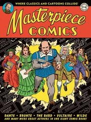 Cover of: Masterpiece Comics