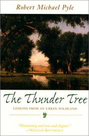 Cover of: The thunder tree