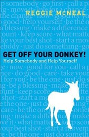 Cover of: Get Off Your Donkey