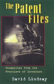 Cover of: The patent files