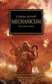 Cover of: The Horus Heresy Mechanicum