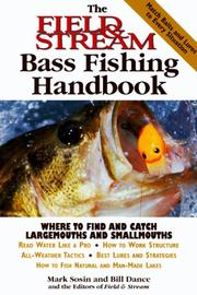 Cover of: The Field & stream bass-fishing handbook