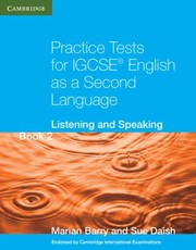Cover of: Practice Tests for Igcse English as a Second Language Book 2