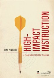 Cover of: HighImpact Instruction