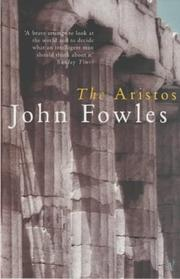 The aristos by John Fowles