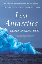 Cover of: Lost Antarctica