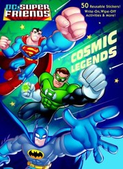 Cover of: Cosmic Legends Color Plus Gatefold Sticker