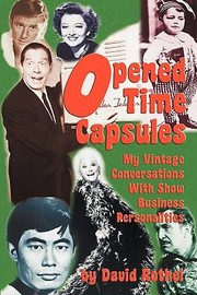 Cover of: Opened Time Capsules