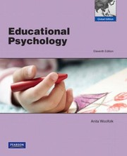 Cover of: Educational Psychology 11th Edition Text Only