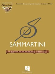 Cover of: Sammartini