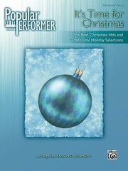 Cover of: Popular Performer  Its Time for Christmas