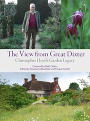 Cover of: The View from Great Dixter