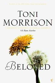 Cover of: Beloved | Toni Morrison