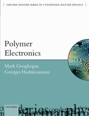 Cover of: Polymer Electronics
