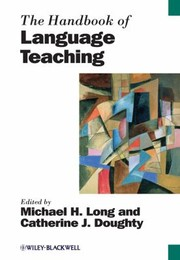 Cover of: The Handbook Of Language Teaching