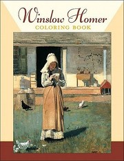 Cover of: Winslow Homer Coloring Book