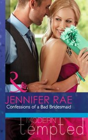 Cover of: Confessions of a Bad Bridesmaid