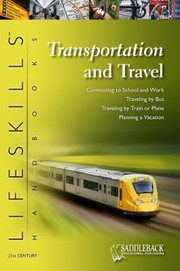 Cover of: Transportation and Travel