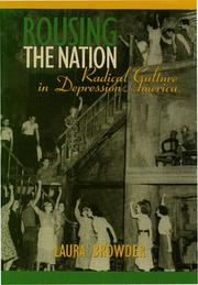 Cover of: Rousing the nation