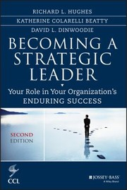 Cover of: Becoming a Strategic Leader