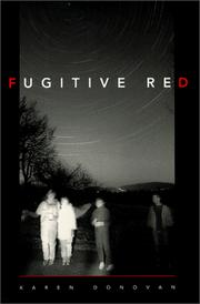 Cover of: Fugitive red