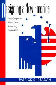 Cover of: Designing a new America