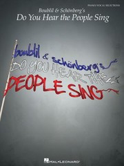 Cover of: Boublil  Schonbergs Do You Hear the People Sing