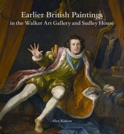 Cover of: Earlier British Paintings in the Walker Art Gallery and Sudley House
