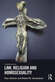 Cover of: Law Religion and Homosexuality