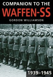 Cover of: Companion to the WaffenSS 19391945